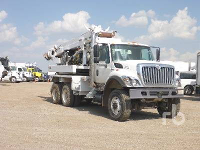 2009 INTERNATIONAL 7400 6x6 Drill Truck | Ritchie Bros