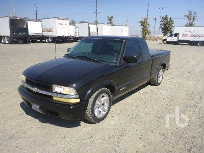 2003 Chevrolet S10 Pickup Parts Stationary Trucks Other