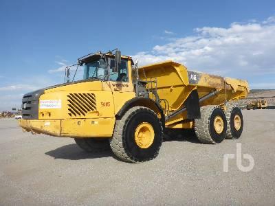 2008 VOLVO A40E 6x6 Articulated Dump Truck Lot #92 | Ritchie Bros