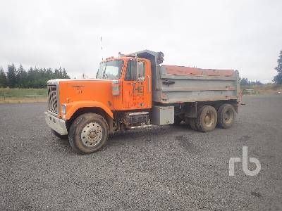 1982 GMC GENERAL Dump Truck (T/A) Lot #105 | Ritchie Bros