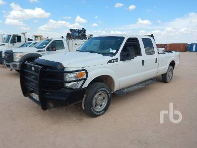 Ford F250 Parts >> 2014 Ford F250 Xl Super Duty Crew Cab 4x4 Pickup Parts Stationary