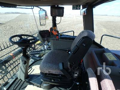 2015 MACDON M155 35 Ft Swather   Ritchie Bros  Auctioneers