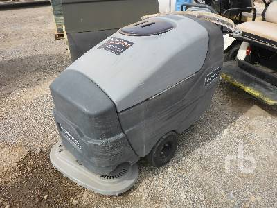 Warrior St Electric Floor Sweeper Misc Shop Warehouse Consumer