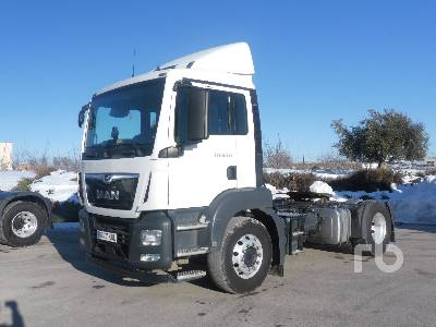 2017 MAN TGS18.420 4x2 Truck Tractor (S/A)
