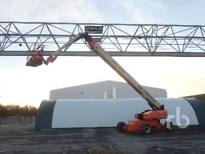 2014 JLG 1500SJ 4x4x4 Boom Lift