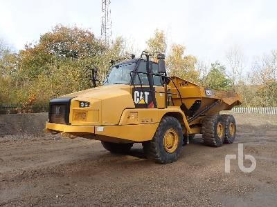 2016 CATERPILLAR 725C2 6x6 Articulated Dump Truck