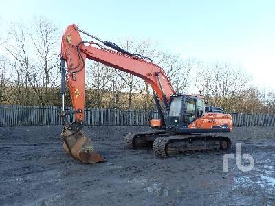 2016 DOOSAN DX300LC-5 Hydraulic Excavator