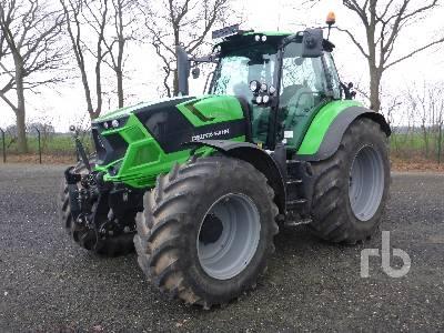 2017 DEUTZ-FAHR AGROTRON 6175RC MFWD Tractor