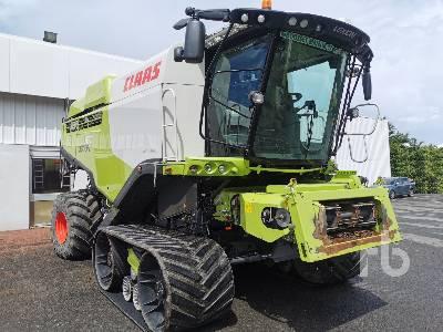 2016 CLAAS LEXION 760 TT Small Grain Combine
