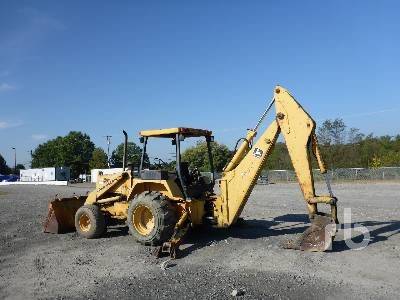 Detail photo of 1989 John Deere 510C from Construction Equipment Guide