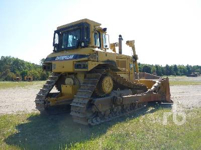 Detail photo of 1994 Caterpillar D8N from Construction Equipment Guide