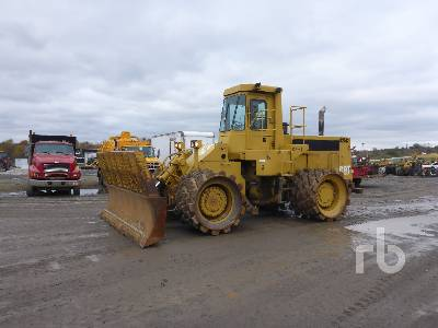 Detail photo of 1981 Caterpillar 826C from Construction Equipment Guide