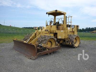 Detail photo of 1986 Caterpillar 815B from Construction Equipment Guide