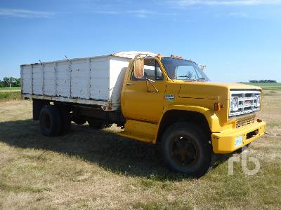 1975 gmc 6500 for sale 8113146 from ritchie bros. Black Bedroom Furniture Sets. Home Design Ideas