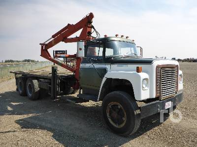 Detail photo of 1977 International LOADSTAR 1800 from Construction Equipment Guide