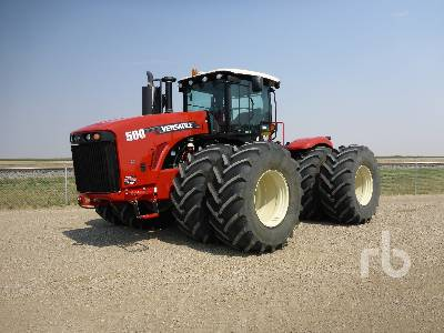 Detail photo of 2016 VERSATILE 500 from Construction Equipment Guide