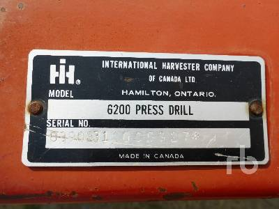 Detail photo of  International 6200 from Construction Equipment Guide