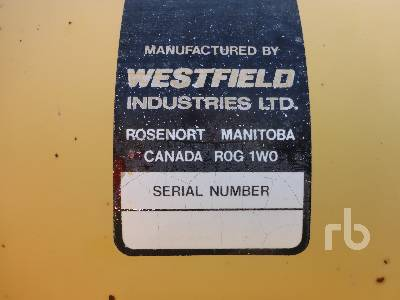 Detail photo of 1992 WESTFIELD J208-41 from Construction Equipment Guide