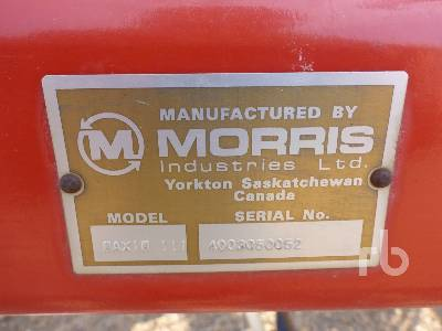 Detail photo of 2005 MORRIS MAXIM III from Construction Equipment Guide