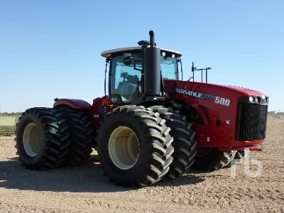Detail photo of 2012 VERSATILE 500 from Construction Equipment Guide