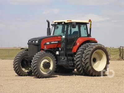 Detail photo of 2009 VERSATILE 280 from Construction Equipment Guide