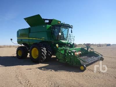 Detail photo of 2012 John Deere S690 from Construction Equipment Guide