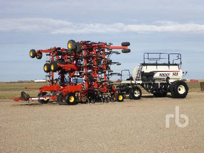 Detail photo of 2011 Bourgault 3310 PHD from Construction Equipment Guide