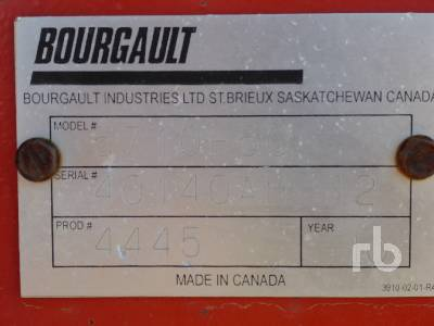 Detail photo of 2010 Bourgault 5710 from Construction Equipment Guide
