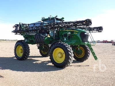 Detail photo of 2011 John Deere 4830 from Construction Equipment Guide