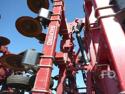 Detail photo of 2014 SALFORD I-4150 from Construction Equipment Guide