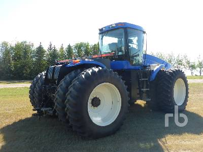 Detail photo of 2008 New Holland T9030 from Construction Equipment Guide