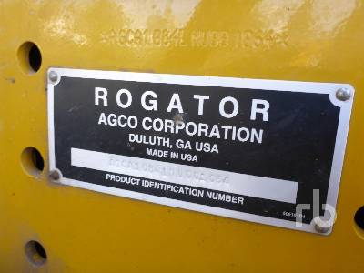 Detail photo of 2009 ROGATOR 1084 from Construction Equipment Guide