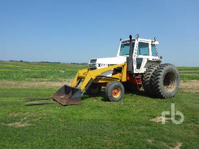 Detail photo of 1979 Case IH 2290 from Construction Equipment Guide