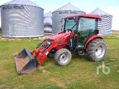 Detail photo of 2008 Case IH DX45 from Construction Equipment Guide