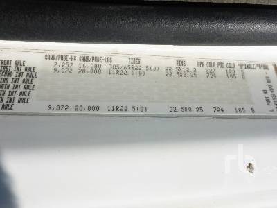 Detail photo of 2010 FREIGHT KING M2-106 from Construction Equipment Guide