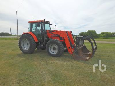 Detail photo of 2009 AGCO LT95A from Construction Equipment Guide