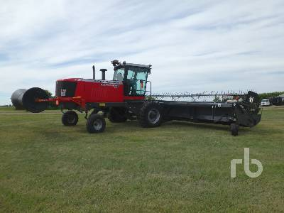 Detail photo of 2014 Massey Ferguson WR9735 from Construction Equipment Guide