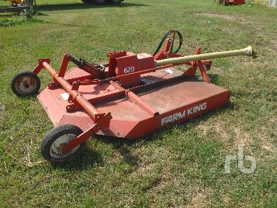 Detail photo of  FARM KING 620 from Construction Equipment Guide
