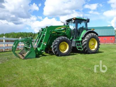 Detail photo of 2006 John Deere 7830 from Construction Equipment Guide