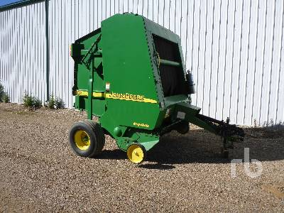 Detail photo of 2002 John Deere 567 from Construction Equipment Guide