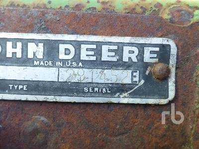 Detail photo of  John Deere 336 from Construction Equipment Guide