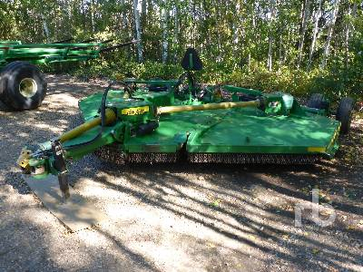 Detail photo of  John Deere CX15 from Construction Equipment Guide