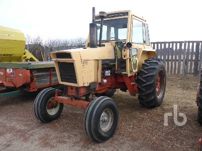 Detail photo of 1973 Case IH 870 from Construction Equipment Guide
