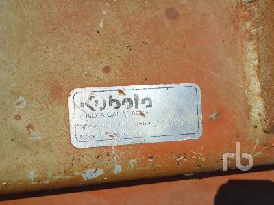 Detail photo of 2007 Kubota RCR84RCA from Construction Equipment Guide