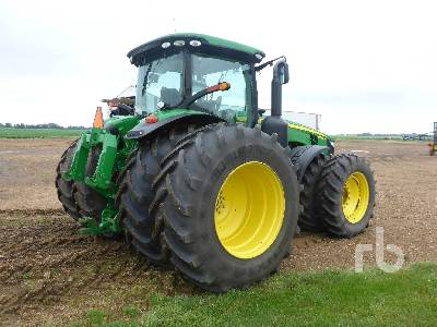 Detail photo of 2013 John Deere 8360R from Construction Equipment Guide