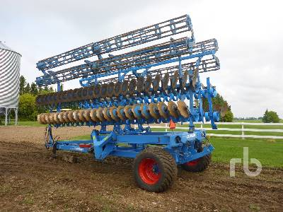 Detail photo of 2014 LEMKEN GIGANT 10/1200 from Construction Equipment Guide