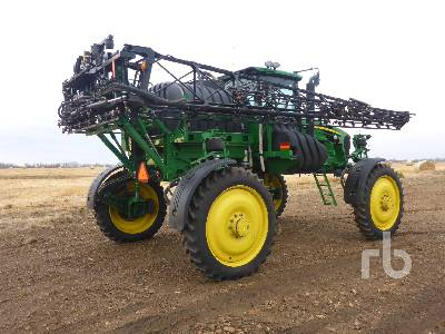 Detail photo of 2013 John Deere 4730 from Construction Equipment Guide