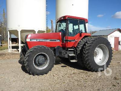 Detail photo of 1991 Case IH 7130 from Construction Equipment Guide