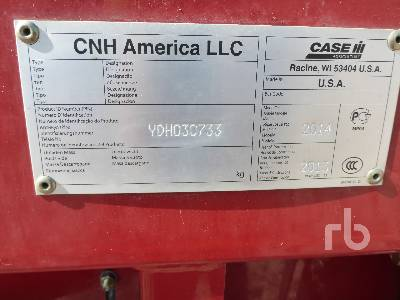Detail photo of 2014 Case IH 3162 TERRA FLEX from Construction Equipment Guide