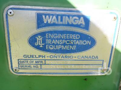 Detail photo of 1996 WALINGA 714 DELUXE AGRI from Construction Equipment Guide